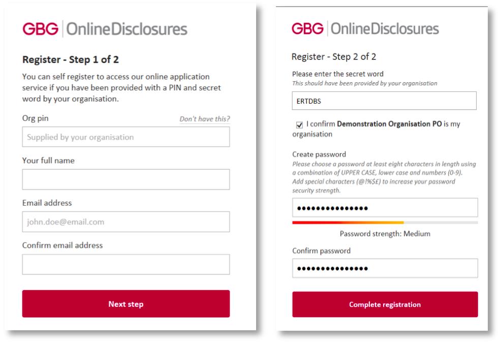 DBS Checks – Hermes Partner Rewards