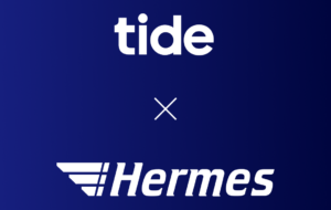 Tide x Hermes blue banner 2